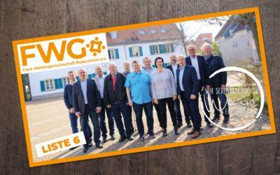 Banner Kommunalwahl 2019