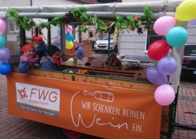 Fastnachtsumzug Nackenheim 2019